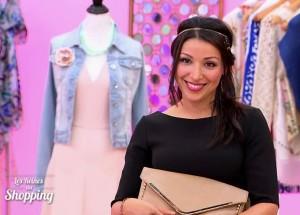 Sara des reines du shopping ressemble beaucoup à ....